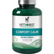 "Vet's Best Dog Comfort Calm Supplement 30 Tablets Green 2.5"" x 2.5"" x 4.94"""