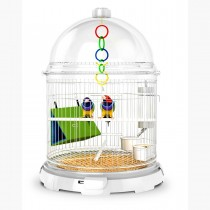 "BioBubble Bird Bundle Habitat White 16"" x 16"" x 21.5"" - BIO-35072015"