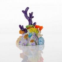 """BioBubble Decorative Pacific Reef Small 5"""" x 5"""" x 6.5"""" - BIO-60183300"""