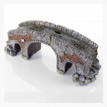 """BioBubble Decorative Old Stone Bridge Large 6"""" x 5"""" x 7"""" - BIO-60226700"""
