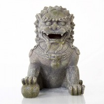 "BioBubble Decorative Temple Guardian Large 6"" x 5"" x 7"" - BIO-60266300"