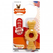 Dura Chew Textured Ring Bone Dog Chew Chicken