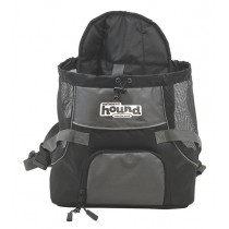 "Kyjen Outward Hound Front Carrier Small Grey 6.5"" x 10"" x 8"" - OH21007"
