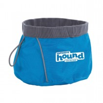"Outward Hound Port-A-Bowl 48oz. Medium Blue 6"" x 6"" x 4"" - OH23002"